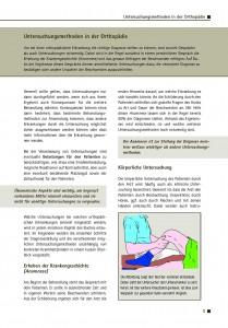 Untersuchungsmethoden in der Orthopädie