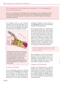 Die Einengung von Strecksehnen am Handgelenk – Die Tendovaginitis stenosans de Quervain
