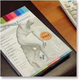Orthopädie für Patienten - Das Buch